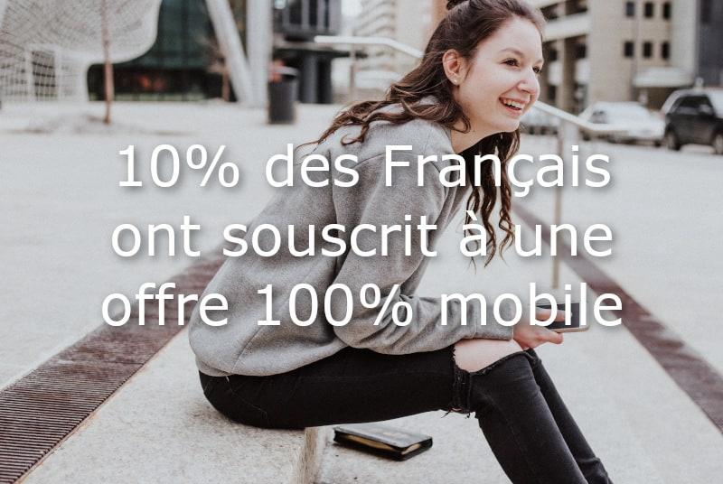 10 pour cent francais banque mobile