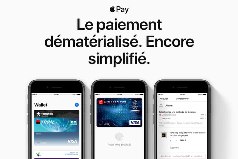 Apple Pay succès