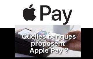 Banque compatible Apple Pay