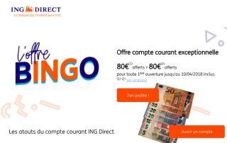 Bingo ING Direct