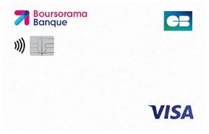 CB gratuite Kador Boursorama Banque
