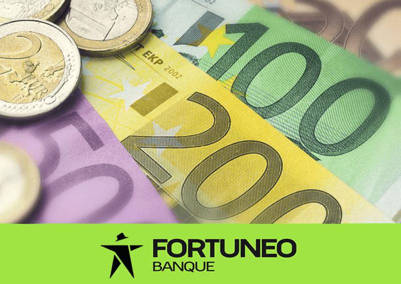 Déposer de l'argent liquide chez Fortuneo