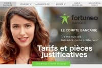 Tarifs et pieces justificatives Fortuneo Banque