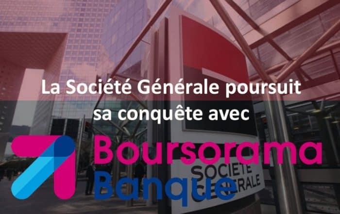 Actualité société générale évolution Boursorama