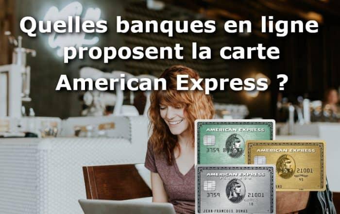 american express banque en ligne