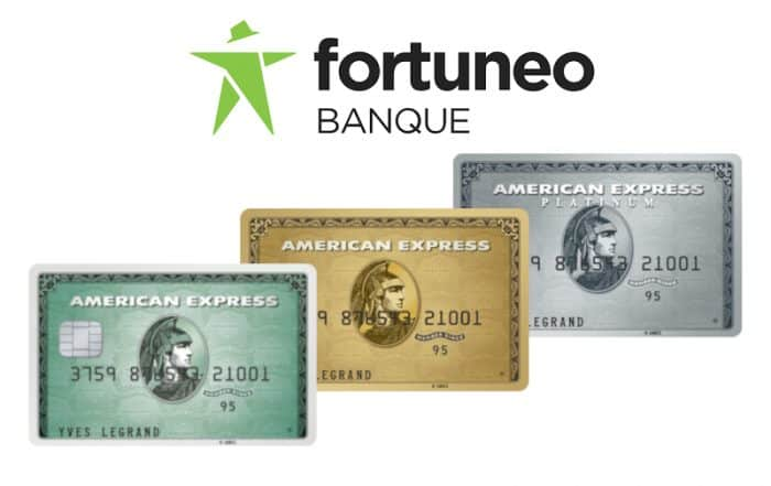 american express fortuneo banque