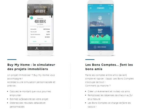 Mise à jour de l'application mobile Hello bank