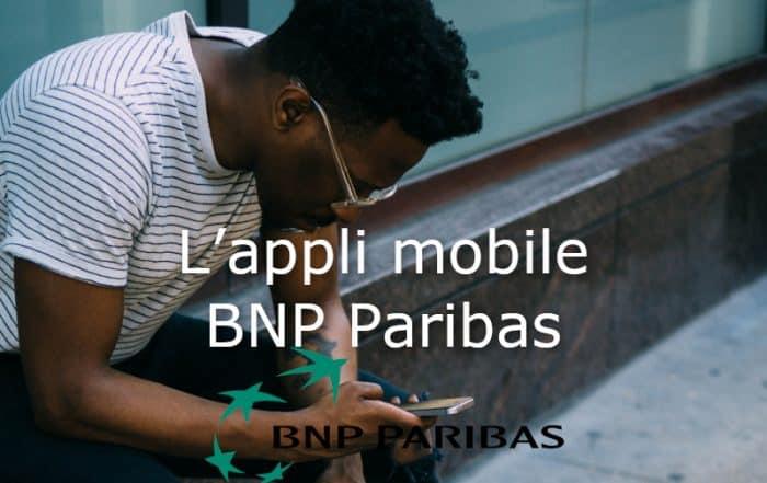 application mobile bnp paribas