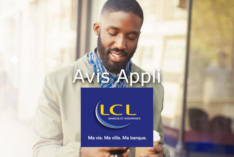 avis application mobile LCL