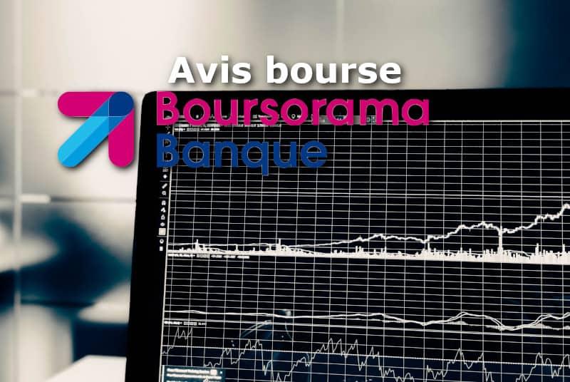 avis bourse boursorama banque