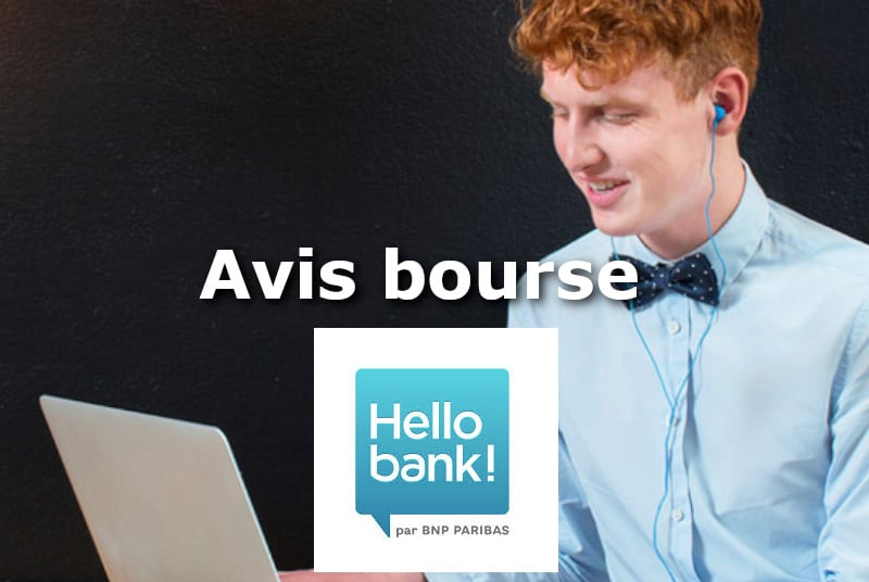 avis bourse hello bank