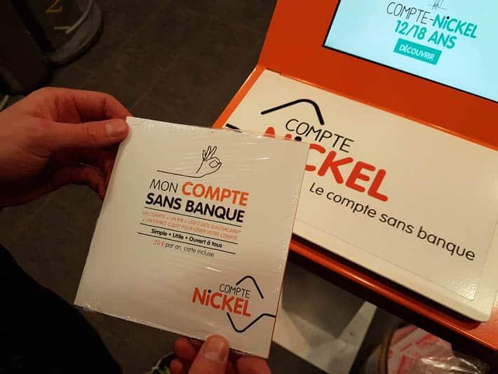 Avis Compte Nickel 01 Banque En Ligne