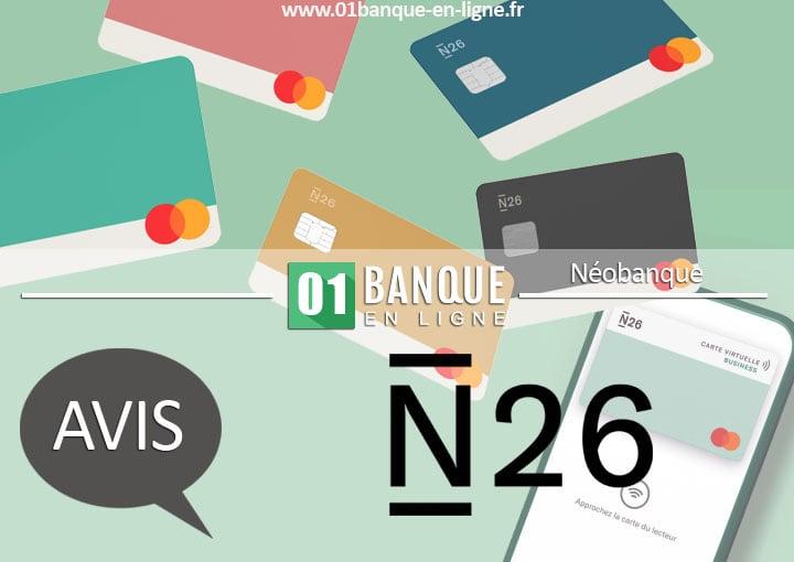 N26 ou N26 black