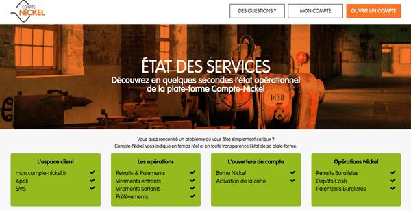avis compte nickel service client