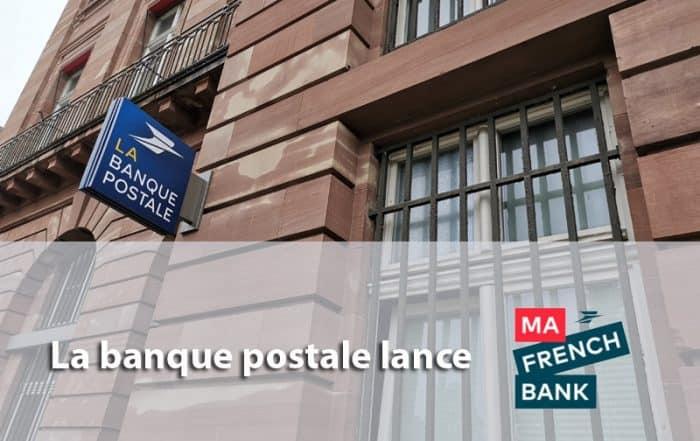La banque postale lance ma french bank