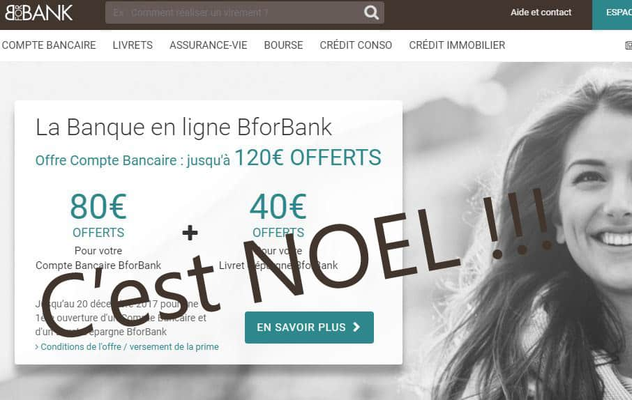 bforbank fnac noel cadeaux 200 euros