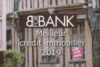 bforbank credit immobilier le moins cher