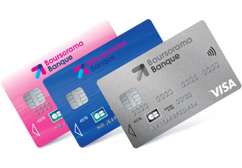 Carte Bancaire Visa Classic.Carte Gratuite Boursorama 01 Banque En Ligne