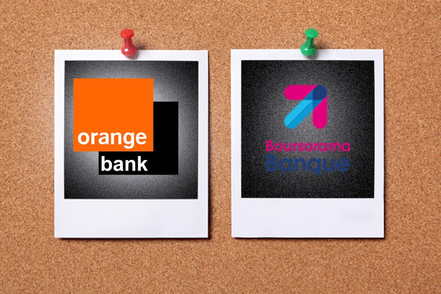 Boursorama ou Orange Bank
