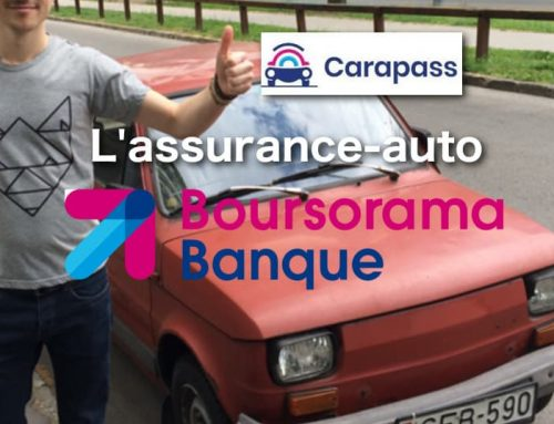 Carapass, l'assurance-auto Boursorama Banque