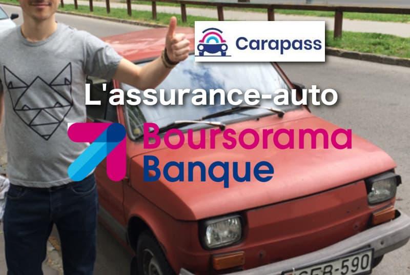 carapass boursorama banque