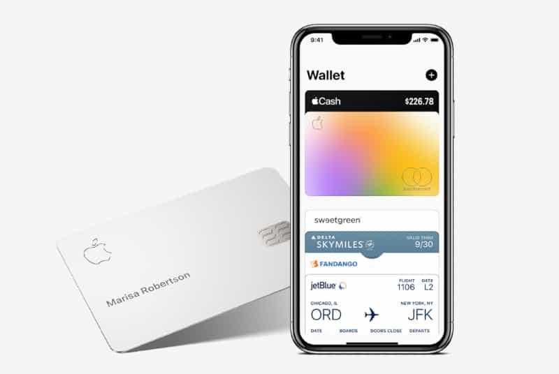 carte bancaire apple