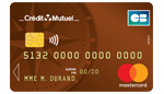 carte Credit Mutuel