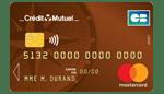carte bancaire credit mutuel
