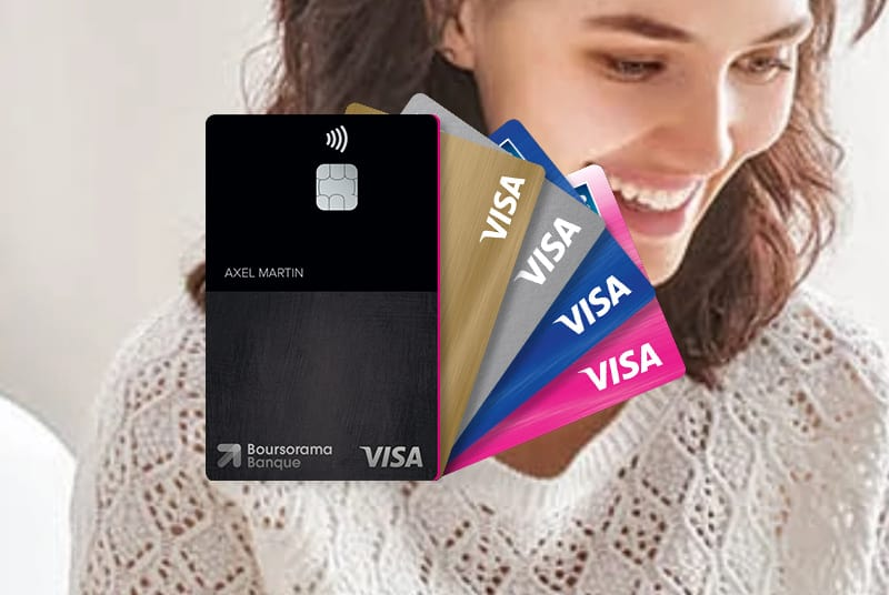 carte bancaire gratuite boursorama banque
