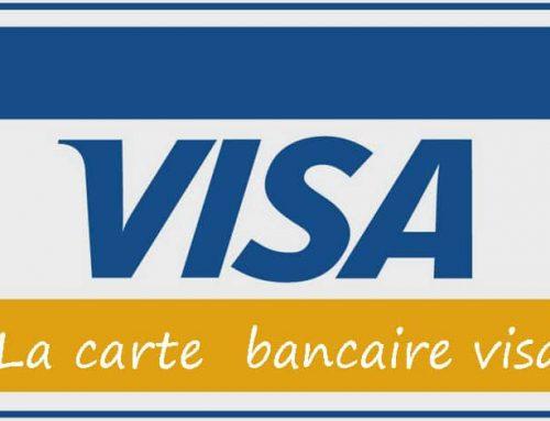 La carte bancaire Visa