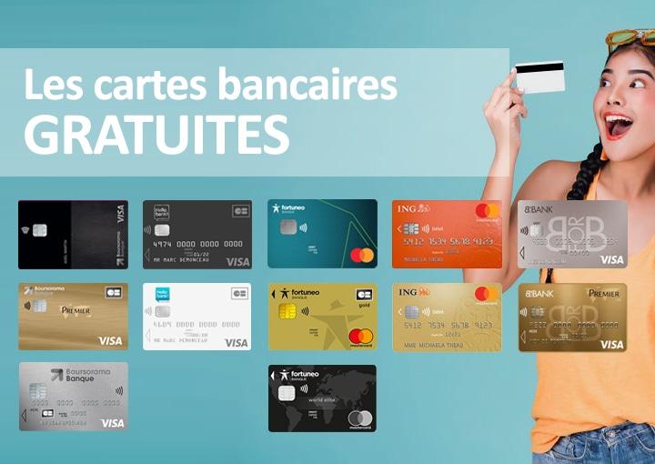 Ou ouvrir un compte avec carte bancaire gratuite