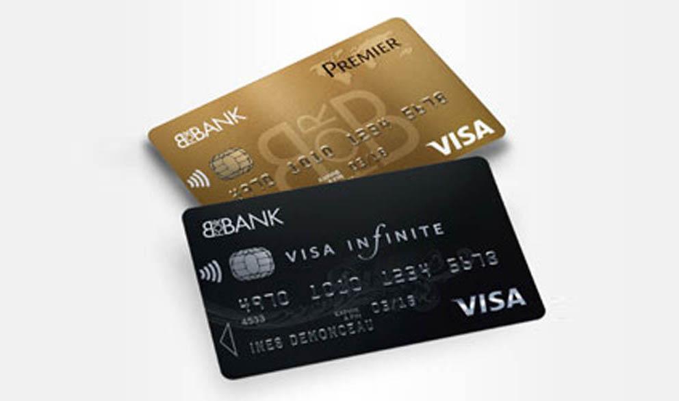 cartes bancaires bforbank