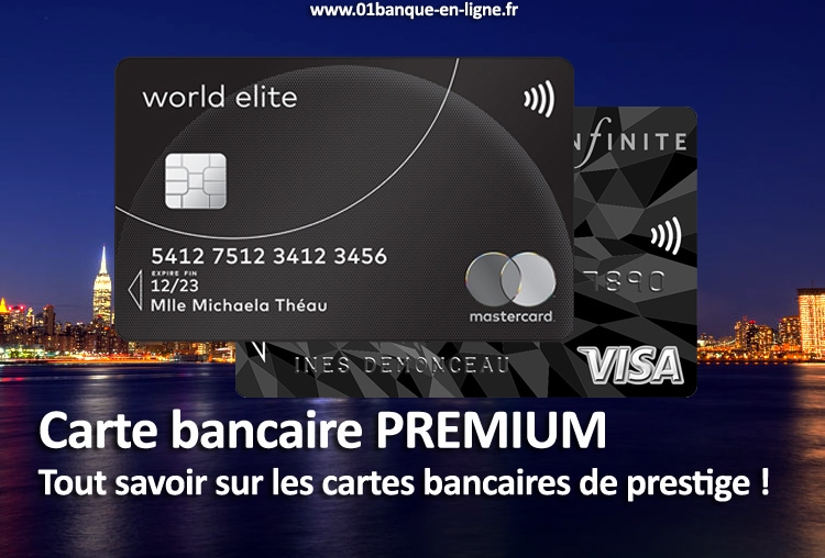 Carte Bleue Infinite Gratuite.Quelle Banque Choisir Pour Une Carte Bancaire De Prestige