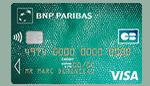 Carte visa classique de la bnp