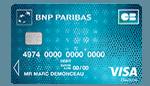 Carte visa electron de la bnp