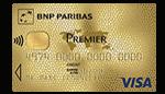 Carte visa premier de la bnp