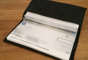 Les différents chéquiers: classique ou portefeuille