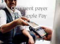 comment payer avec apple pay