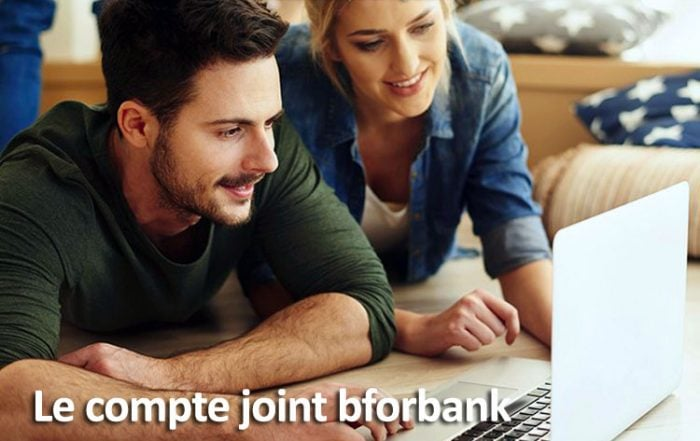 Compte joint forbank