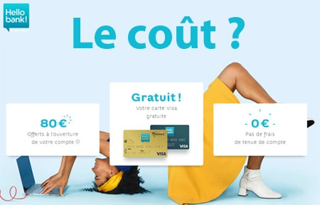 cout hellobank