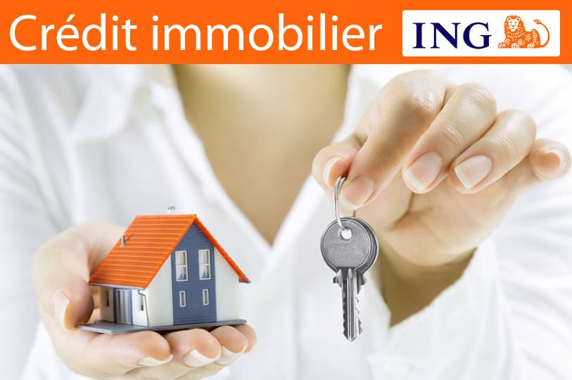 Le crédit immobilier ing
