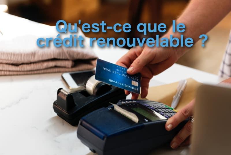 crédit permanent