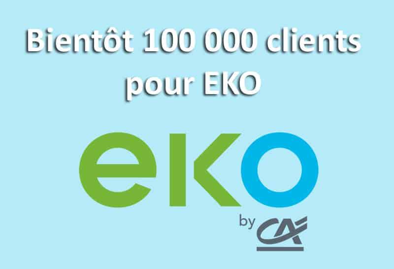 eko credit agricole bientôt 100000 clients