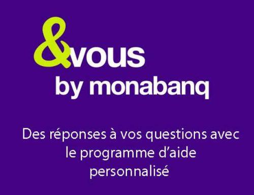 La gestion budgétaire avec &vous by monabanq