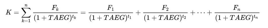 formule taeg