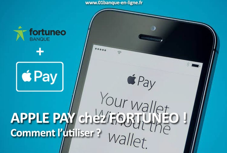 apple pay fortuneo