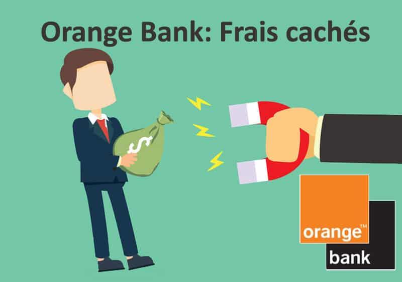 orange bank frais cachés