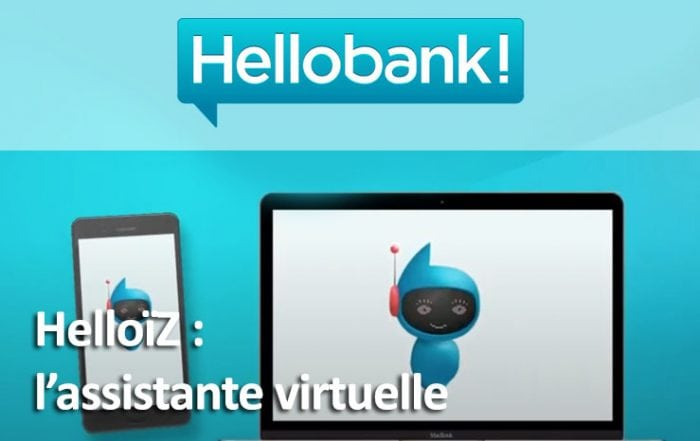 HelloïZ : l'assistante virtuelle d'Hello bank!