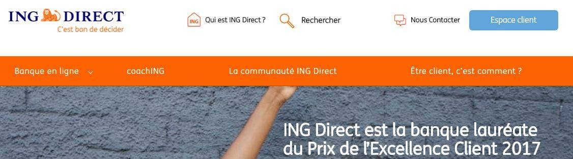 parrainage ing direct