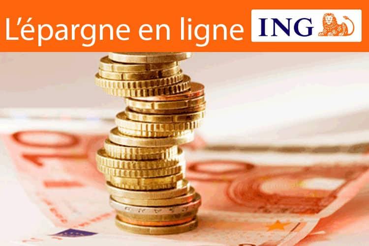 ING épargne en ligne